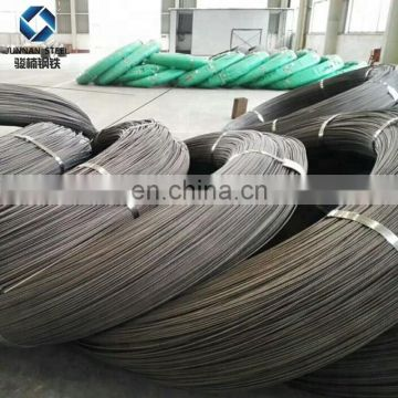 82B carbon steel wire plain spiral indtented pc wire for concrete pole