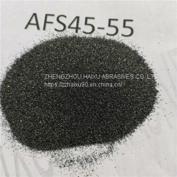 Chromite sand AFS45-55 for spraying