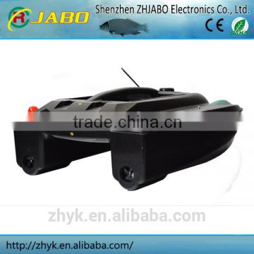 Mini RC Bait Fishing Boat 300 meters remote boat fish finder factory black/red colors Wholesale China Tackle