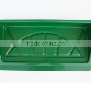 High-standard Plastic golf ball Tray hard plastic trays