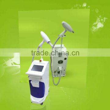 Best Cost& Results 1064 Nd Yag Laser Hair Removal Machine Laser Tattoo Removal Equipment / No No Hair Long Pulse Laser Epilator Haemangioma Treatment