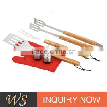 custom metal stainless steel spatula bbq grill bbq set tools accessories tool set