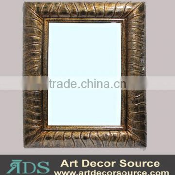Rectangle Metal Decorative Wall Mirror