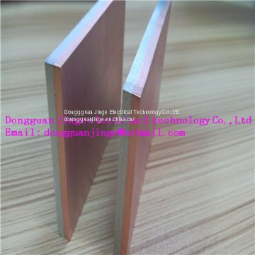 Copper aluminum composite joint electrical custom size