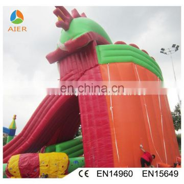 2016 Hot-selling inflatable water park equipment, aqua park for kids