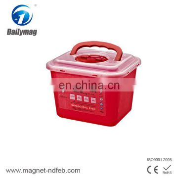 Hospital Medical Waste Bin / Plastic Container