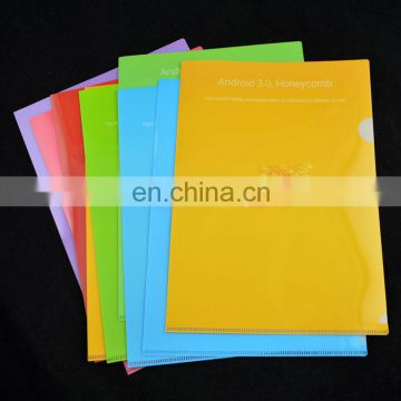 A4 pp file folder file promotional