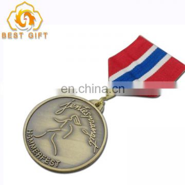 High Quality Manufacture Custom Zinc Alloy Cheap medals