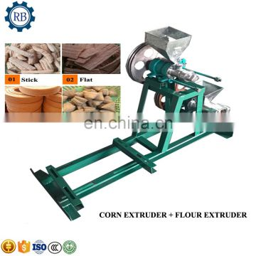 Automatic corn stick extruder Snack Extruder Snack Food