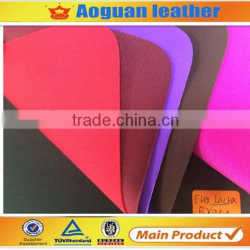 2016 factory price EVA Lycra A+B for sandal men shoes soft & flexible shoes leather Lycra                                                                                                         Supplier's Choice
