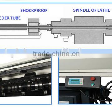 High perforance! GD 542 High quality Auto cnc lathe machine Bar feeder from China supplier