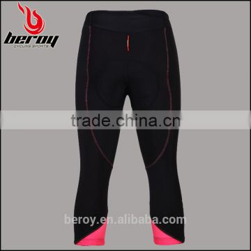 BEROY top quality cycling wear women slim cycling knickers