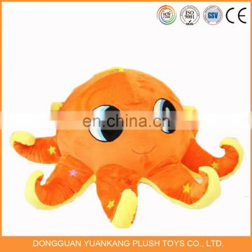 Custom plush stuffed wholesale soft octopus toys