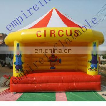 2013 new design bouncy circus castle JC060
