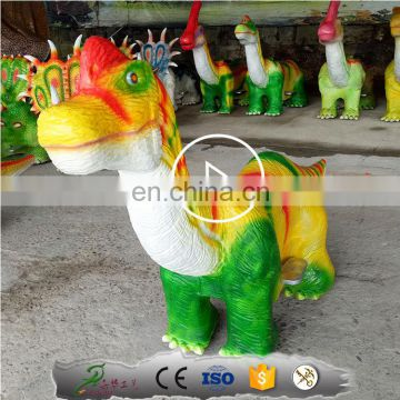 KAWAH 12V battery driven super cute electric animal ride for shopping mall