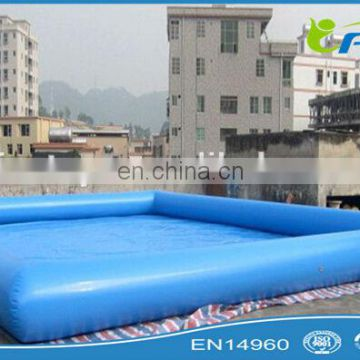 Commercial giant inflatable Rectangular pool