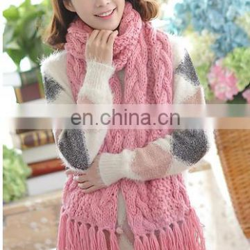 Latest Design Fashion Scarf From Zhen Bang Factory