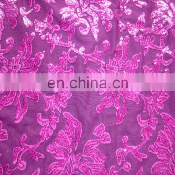 China wholesale african french lace fabric /african lace fabrics /french lace fabric for nigeria wedding aso-oke