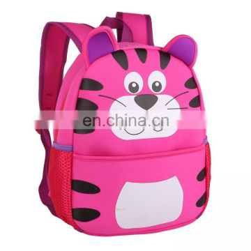 Fancy Tiger Neoprene Kids Backpack