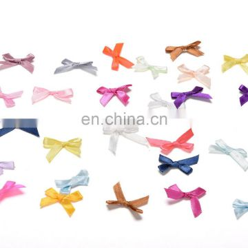 Dyribbon Satin Pre-tied Ribbon Bow with Ribbon Loop