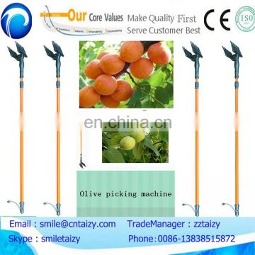electric olive harvest machine/electric olive picker