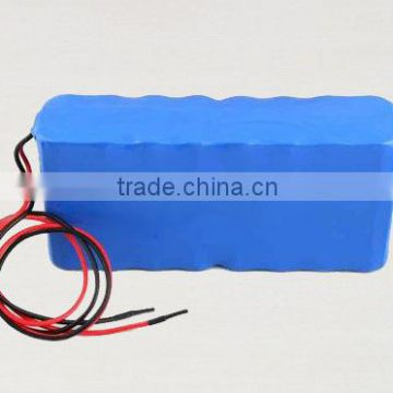 Factory small rechargeable 12v battery / lithium ion battery 12v 7ah