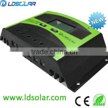 30A 12/24V PWM solar charger controller with factory price                                                                         Quality Choice