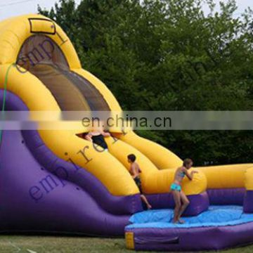 inflatable pool slide, waterpipe inflatable slide,inflatable game WS010