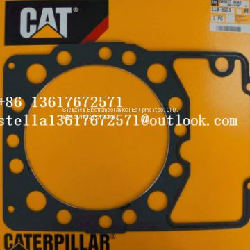 Caterpillar C3.3 Engine Parts/CAT C3.3 Industrial Engine Spare Parts Genset Parts