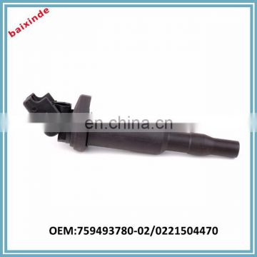 For BMWs Z4 (E89) ignition coil eletrical 2011 0221504470 759493780-02