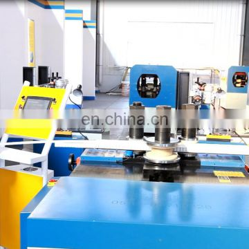 Amachine 3 Rollers CNC Aluminium Profile Bending Machine