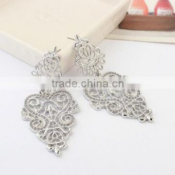 hollow earrings latest products in market alibaba india