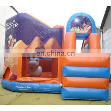 Inflatable horse riding bouncer Slide,Inflatable Jumper Slide, inflatable jump slide