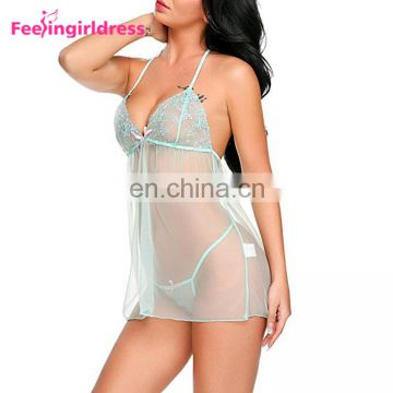 Wholesale Japanese Mature Women Lingerie Sexy Babydoll Plus Size
