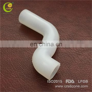 High Pressure Silicone Flexible Excellent Chemical Resistance Soft Silicon Tube