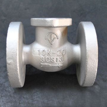 Valve body casting-Pump Impeller casting-Ball valve casting