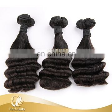 Hotbeauty Fashion New Type, Nigerian Customers, New Fumi Curl, Double Drawn Hair Extensions