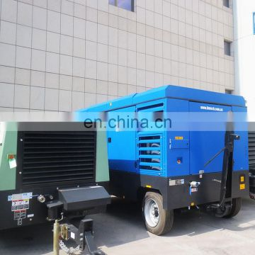 Professional m11 portable 50l petrol air compressor with CE certificate
