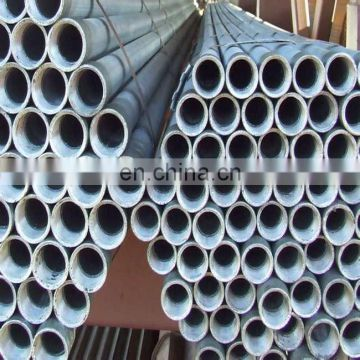 SS400 Hot Dipped Galvanized steel pipe