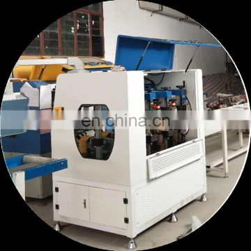 Advanced electric rolling machine for aluminum profile