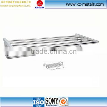 High quanlity Hotel style metal towel rack                                                                                                         Supplier's Choice