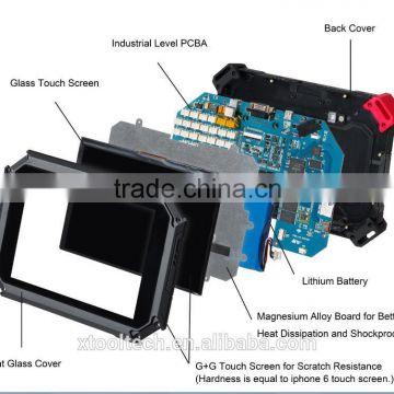XTOOL NEW & ORIGINAL PS80 HD diesel obd2 scanner TROUBLE