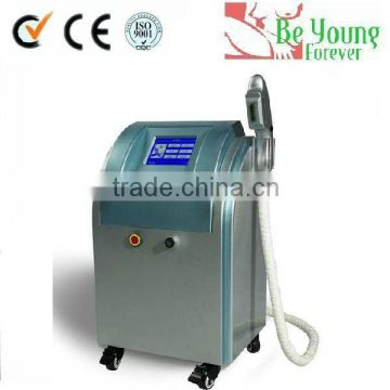 CE approved, singel handle, hot sale IPL model for hair removal and skin rejuvenation BE-38