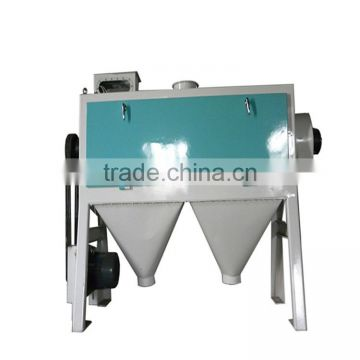 good process effect horizontal bran finisher machine for flour milling