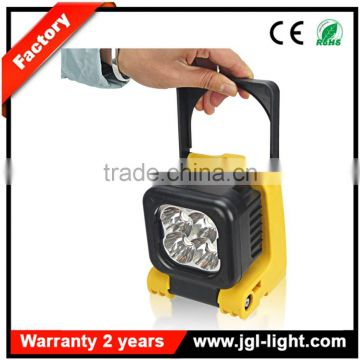 2016 guangzhou camping safety product off road led railway work light 12W model handheld lighting equipment 5JG-IL4001