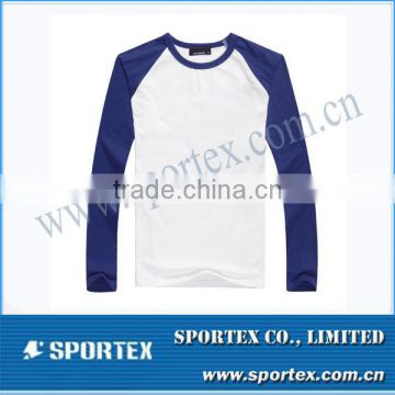 2015 OEM polyester dry fit wicking t-shirt