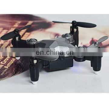 Good design new items watch control mini folding hd camera wifi drone