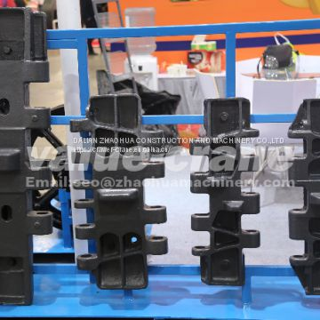 Kobelco FS90 track shoe track pad for crawler crane undercarriage parts Kobelco BM800HD
