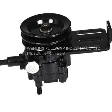 Genuine parts power steering pump for Isuzu 4JA1 470-03154
