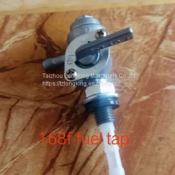 Gas Tank Fuel Switch Valve for 168F Gasoline Generator fuel tap fuel cock